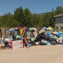 Smeće u Obrovcu (Foto: Dnevnik.hr) - 2
