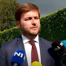 Ministar Tomislav Čorić - 1