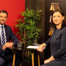 Intervju Lane Ružičić s predsjednikom SDP-a Davorom Bernardićem