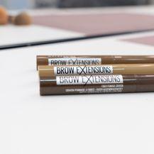 Brow Extentions dolazi u tri nijanse kako bi svatko mogao pronaći boju za sebe