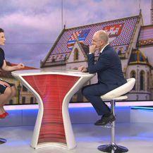 Dalija Orešković iz Stranke s imenom i prezimenom i Mislav Bago