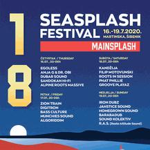 Seasplash festival - Mainsplash