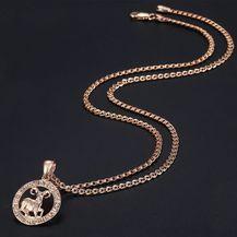 Astrološka ogrlica Ezen - Privlači sreću, ali i štiti