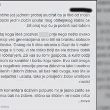 Objave na Facebooku Bojana Ivoševića - 2