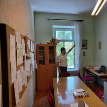 Oštećena škola u Vrpolju - 1