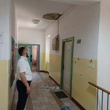 Oštećena škola u Vrpolju - 3