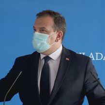 Vili Beroš, ministar zdravstva