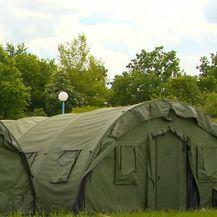 Uskoro uklanjanje šatora ispred KB Dubrava - 1