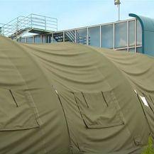 Uskoro uklanjanje šatora ispred KB Dubrava - 3