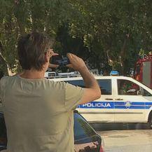 Poplava u Splitu zbog puknute cijevi - 1