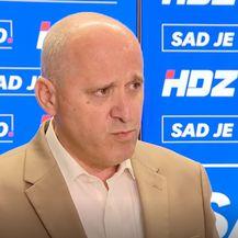 Branko Bačić, predsjednik Klub zastupnika HDZ-a u Saboru
