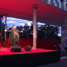 Jacques Houdek održao koncert pod zvijezdama - 2