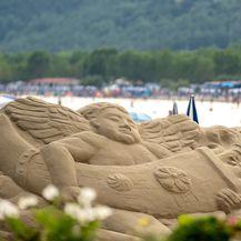 Skulpture koje sežu i do 10 metara u širinu izrađivat će jedanaest istaknutih umjetnika