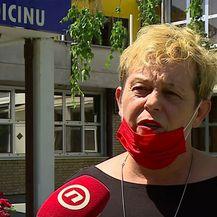 Miroslava Kralj iz Zavoda za Hitnu medicinu Osječko-baranjske županije