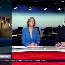 Josipa Krajinović o potencijalnoj ostavci Ivana Kovačića (Video: Dnevnik Nove TV)