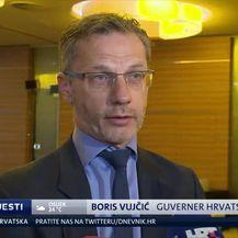 Boris Vujčić o bankovnom sustavu (Video: Vijesti u 17h)