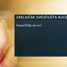 Sveučilište zaključilo da Pavo Barišić nije plagijator (Video: Dnevnik Nove TV)
