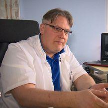 Goran Cvetojević, fizioterapeut (Foto: Dnevnik.hr)