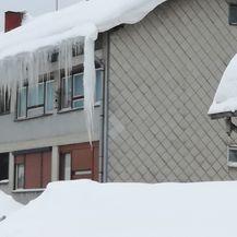 Ravna Gora zatrpana snijegom (Foto: Marko Balen/Dnevnik.hr) - 7