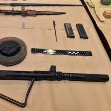 Pula: Policija pronašla arsenal oružja (Foto: Dusko Marusic/PIXSELL) - 6