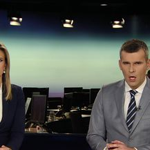 Marko Balen uživo za Dnevnik Nove TV (Video: Dnevnik Nove TV)