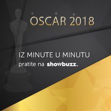 Oscar 2018 - pratite uživo (Foto: Showbuzz)