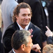 Matthew McConaughey (FOTO:Getty)
