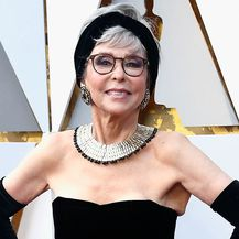 Rita Moreno na 90. dodjelu Oscara došla je u istoj haljini kao i 1962. godine - 6