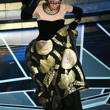 Rita Moreno na 90. dodjelu Oscara došla je u istoj haljini kao i 1962. godine