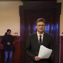 Suđenje predsjedniku DPS-a Branislavu Švonji (Video: Vijesti u 17h)