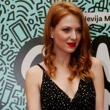Nataša Janjić na svečanoj premijeri filma \'Comic Sans\' - 1