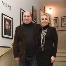 Đelo Jusić, Paula Jusić (FOTO: Davor Visnjic/PIXSELL)