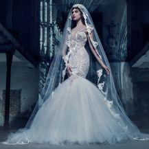Kolekcija vjenčanica 'Sacrament Royal' dizajnerice Matije Vuice