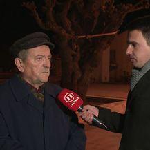 Šime Vičević i Zdravko Belušić iz EKO-Udruge Ravni Kotari (Foto: Dnevnik.hr)