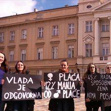 Obilježavanje Dana žena (Video: Dnevnik Nove TV)