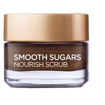 L'Oréal Paris, Smooth sugar nourish scrub šećerni piling za glatku i nahranjenu kožu s maslacem od kakaa