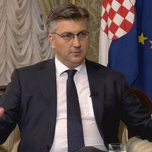 Andrej Plenković uživo razgovarao s Mislavom Bagom (Foto: Dnevnik.hr) - 2