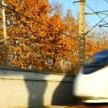 Kineski brzi vlak (Video: Vijesti u 17h)