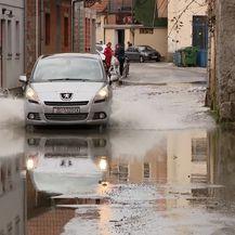Poplava u Kostajnici (Foto: Dnevnik.hr) - 4