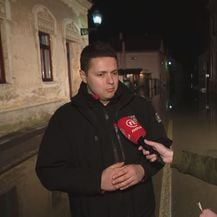 Dalibor Bišćan, gradonačelnik Hrvatske Kostajnice, i Sanja Vištica (Foto: Dnevnik.hr)