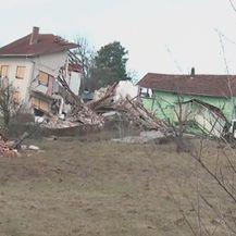 Odron stijene u Hrvatskoj Kostajnici (Foto: Dnevnik.hr)