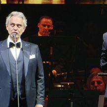 Vanna o nastupu s Andreom Bocellijem (Video: IN Magazin)