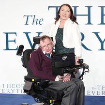 Jane Wilde, Stephen Hawking (Foto: Profimedia)
