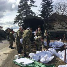 Obrana od poplava u Letovaniću (Foto: Dnevnik.hr)