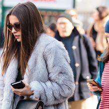 Street style kombinacija mlade dame iz Zagreb