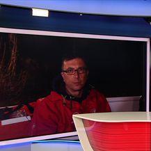 Marko Balen i Vlado Brkljačić o stanju u Kosinju (Video: Dnevnik Nove TV)