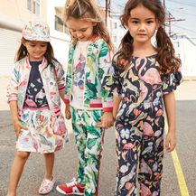 Proljetna kolekcija za djevojčice, H&M