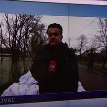 Andrija Jarak uživo iz Jasenovca (Video: Vijesti u 17h)
