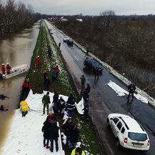 Poplave u Hrvatskoj (Foto: Dnevnik.hr) - 2