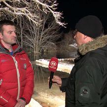 Josip Brozičević, pročelnik HGSS stanice Gospić (Foto: Dnevnik.hr) - 5